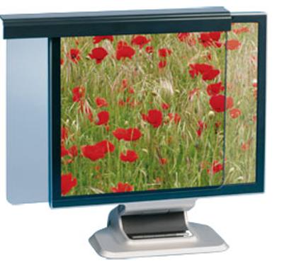 Ecran filtre lumière bleue Image
