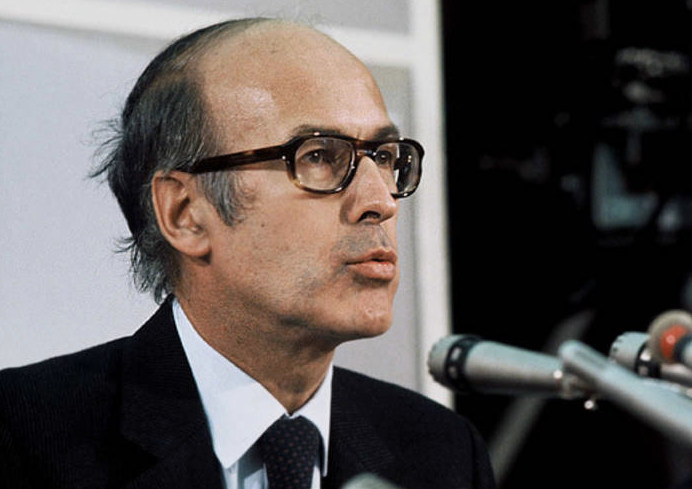 Giscard lunettes