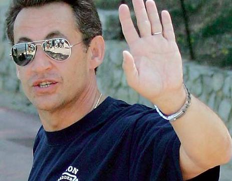 Sarkozy lunettes