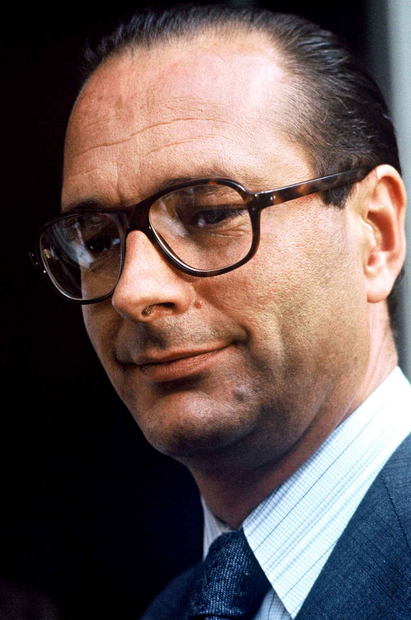 chirac lunettes