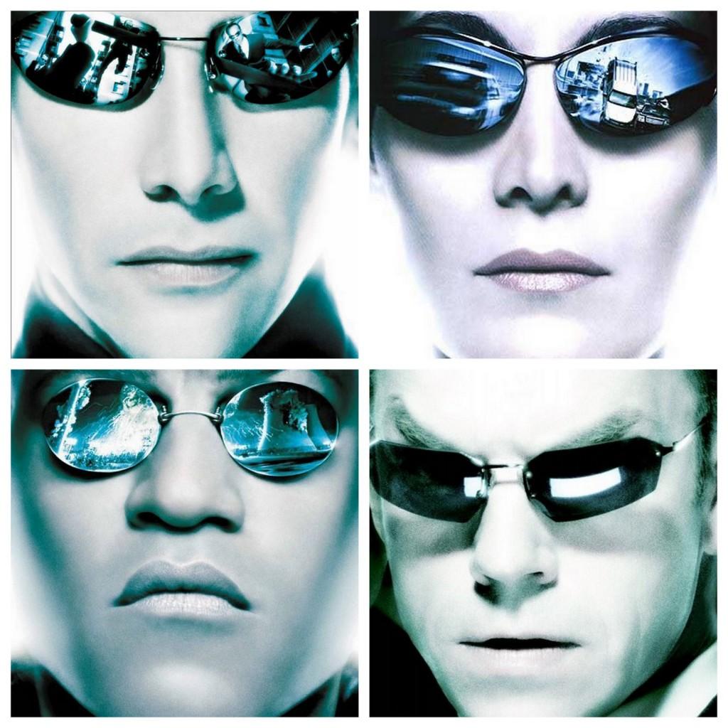 a2edf4b8850ff4 Ce film a fait naître une collection de lunettes de soleil portant le nom  de chaque personnage. A l époque, le style était accrocheur et iconique.