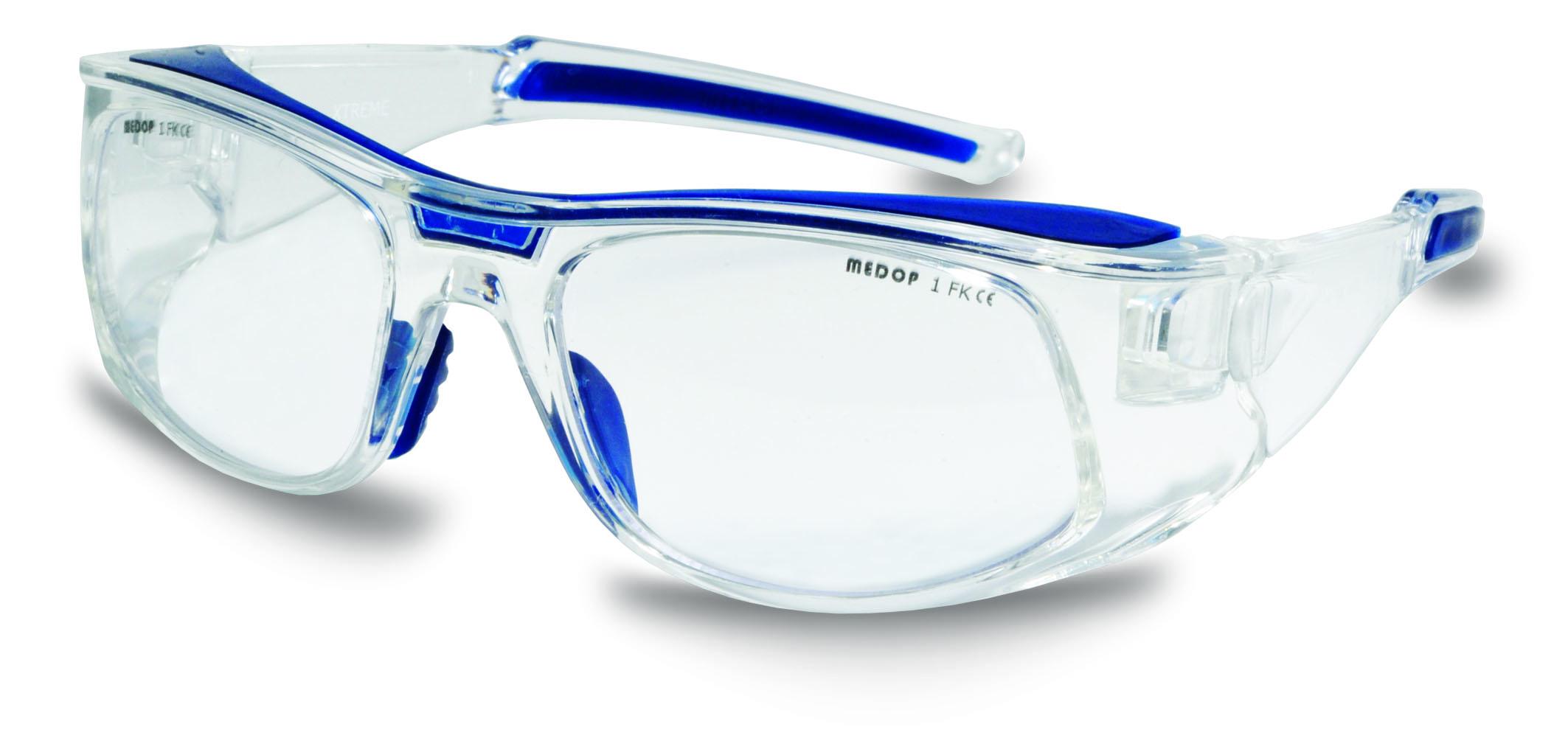 n°1 lunettes de sécurité à la vue
