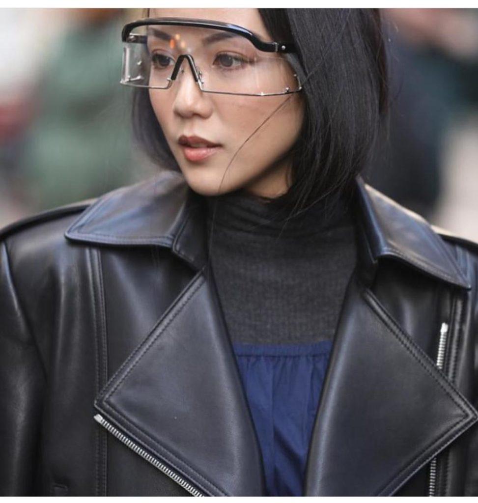 lunettes de sécurité de mode